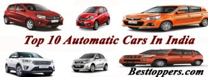 automatic cars in india