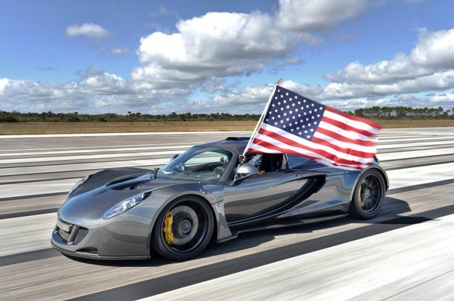 fast cars united states