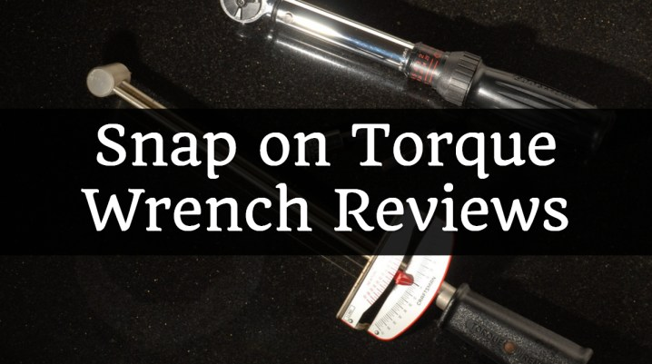 snap on torque wrench reviews