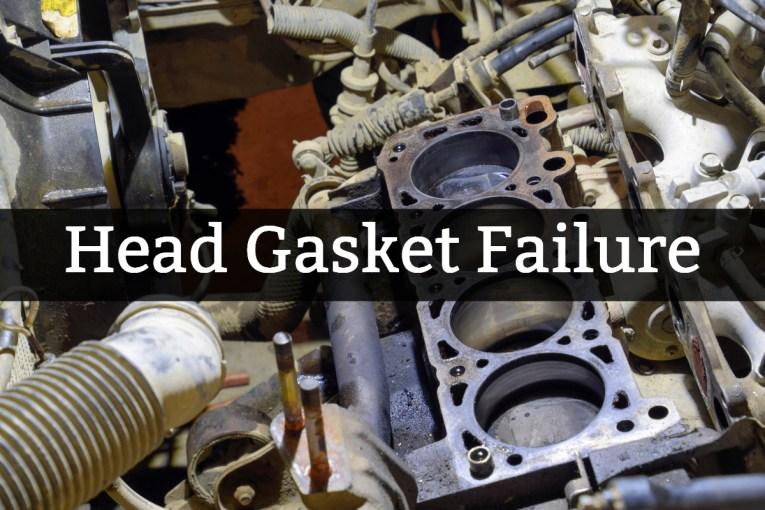 head gasket failure