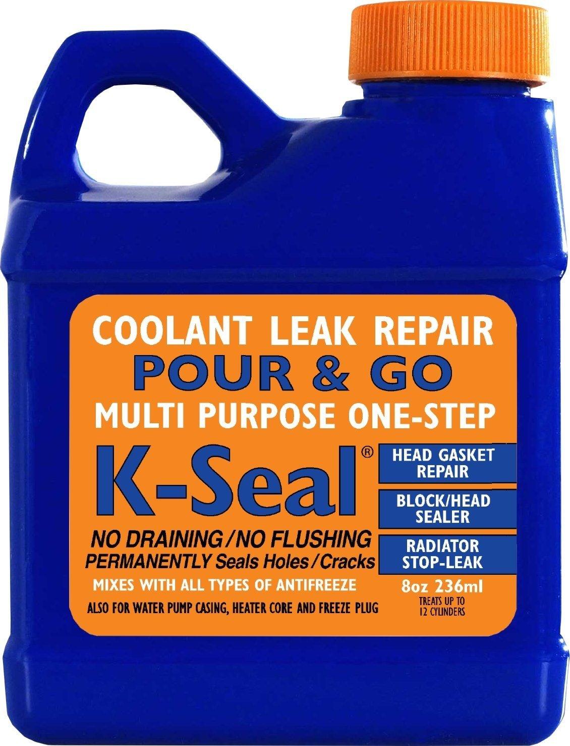 coolant leak repair