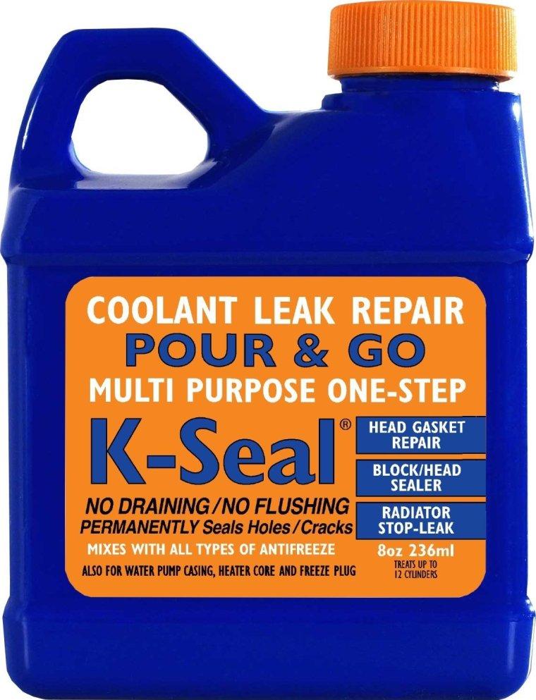 coolant leak repair