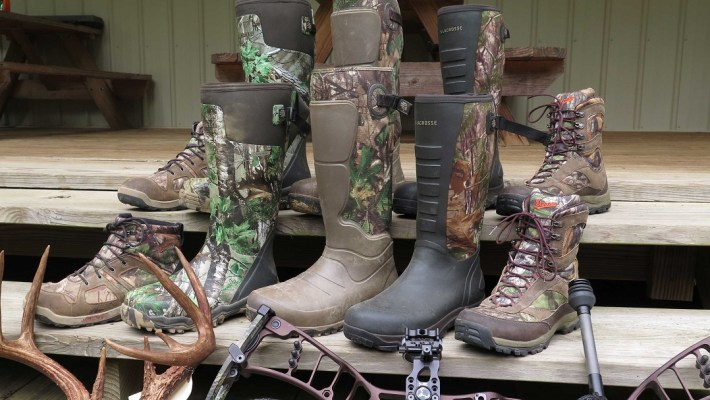 best mountain hunting boots