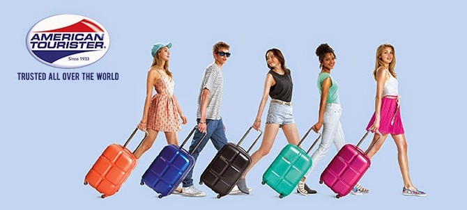 American Tourister Splash