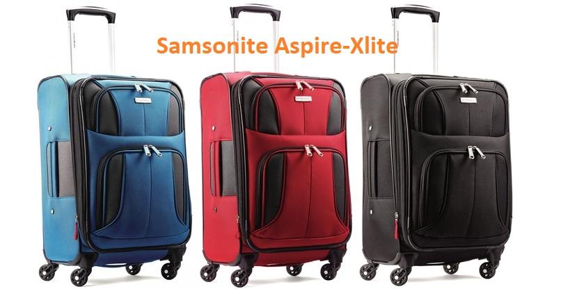 Samsonite Aspire-Xlite