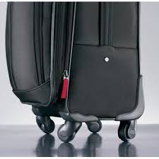 Samsonite Spinner Expandable Wheeled Luggage