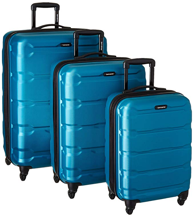 Samsonite Omni PC 3 Piece Set Spinner