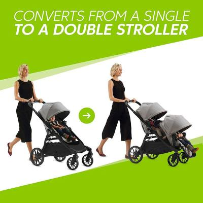 Baby Jogger City Select LUX Stroller Best Lightweight Baby Stroller