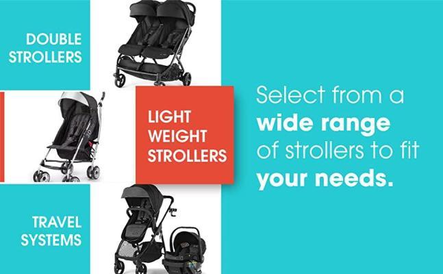 Summer 3Dflip Convenience Stroller