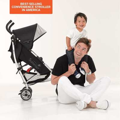 Summer Infant 3D lite Convenience Stroller Best Lightweight Baby Stroller