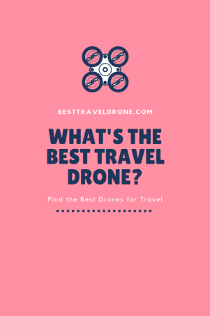 What's the Best Travel Drone