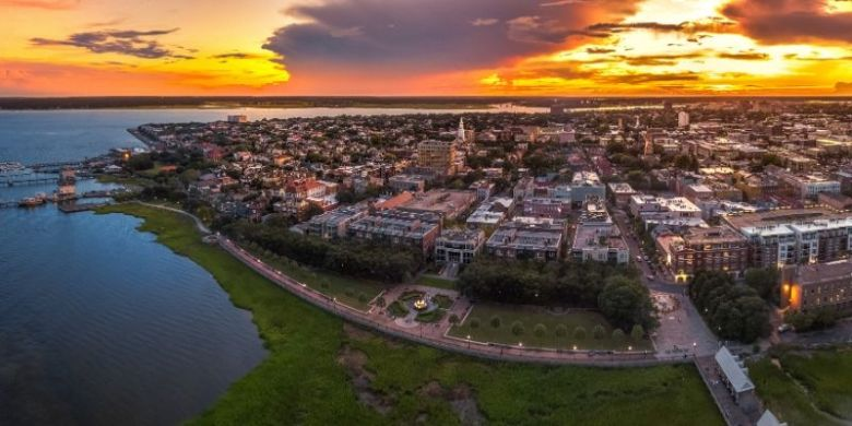 Charleston Drone Friendly Vacations where to fly your drone