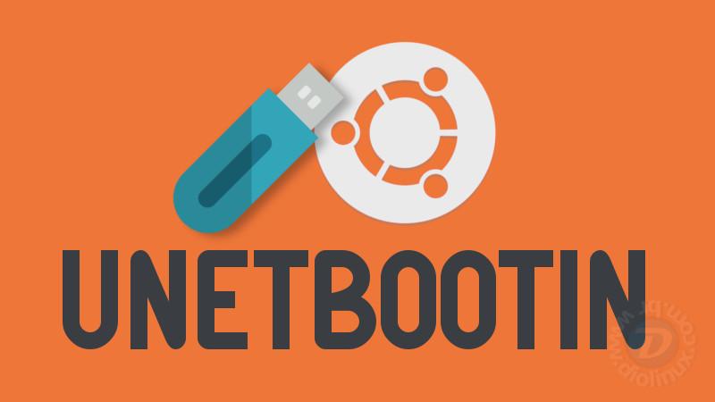 cara membuat bootable flashdisk dengan unetbootin linux