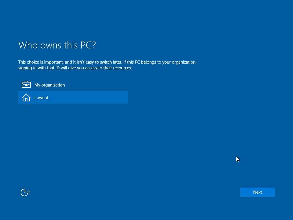siapa yang punya pc windows 10