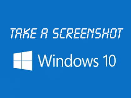 cara screenshoot di Windows 10