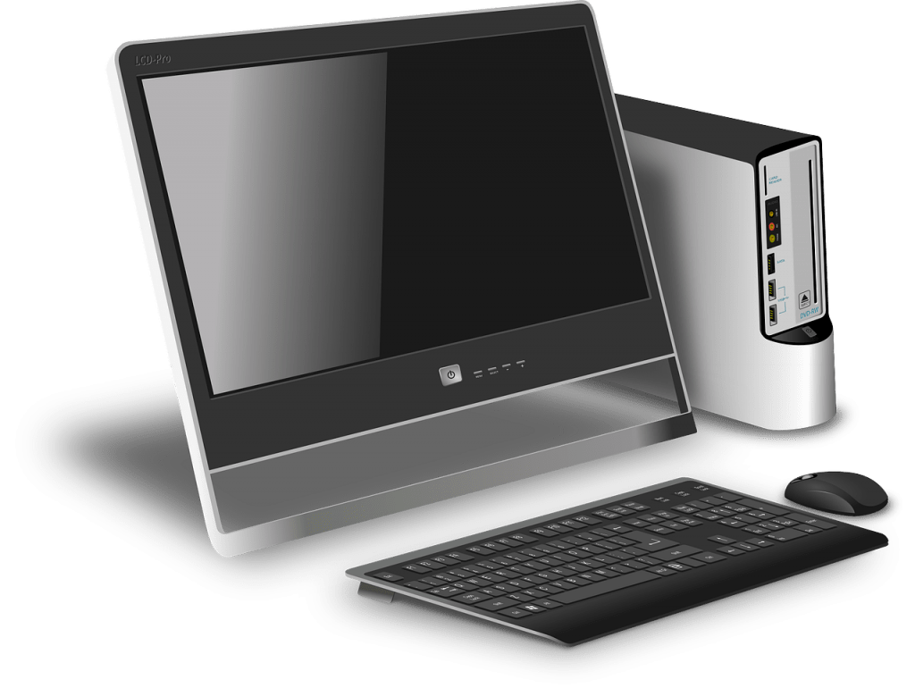 macam macam perangkat keras komputer