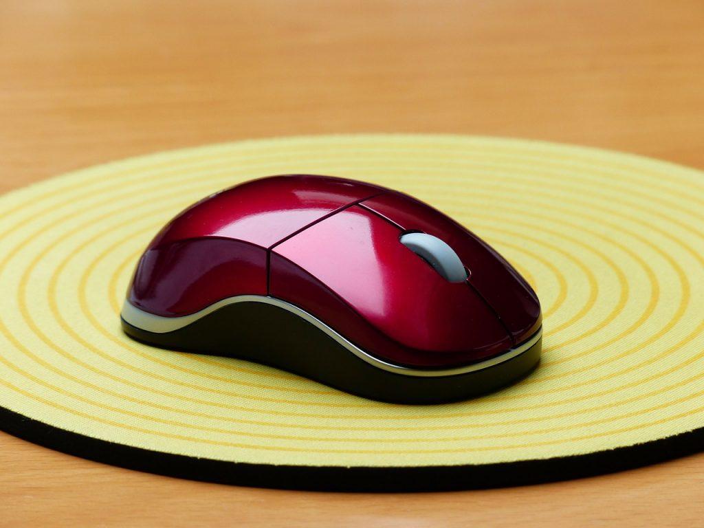 perangkat mouse komputer