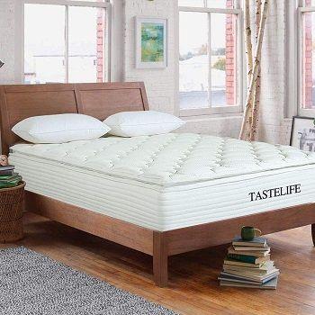 best 5 twin pillow top mattresses for