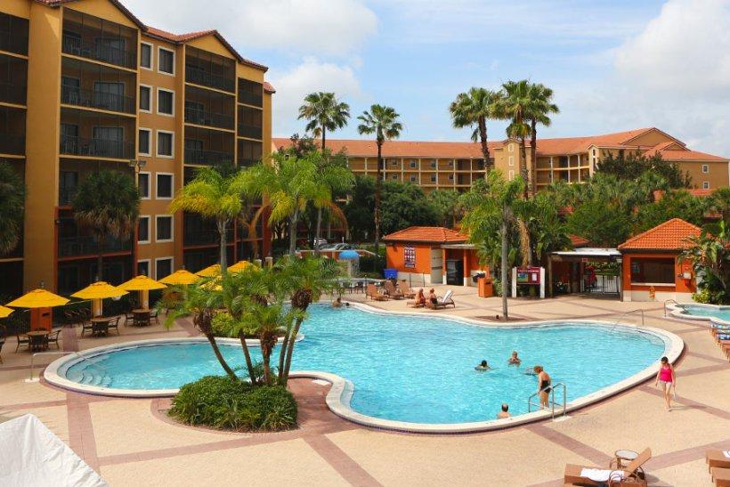 Westgate Vacation Villas Orlando Resort Map