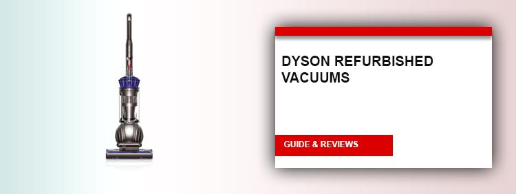 Dyson Refurbished Vacuums