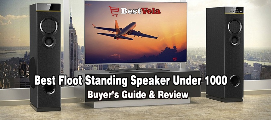 10 Best Floor Standing Speakers under 1000 dollars in 2019 | Buyer's Guide & Reviews