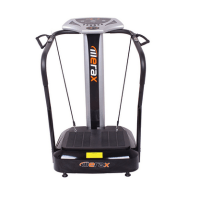 Merax Whole Body Vibration Platform Exercise Machine 2000W Review