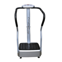 2010 Crazy Fit Massager Full Body Vibration Exercise Machine by Luyuan Inc Review