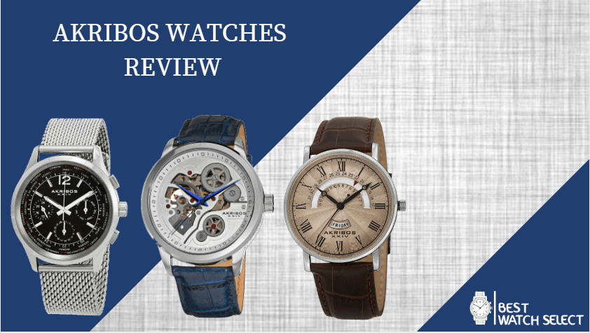Akribos Watches Review