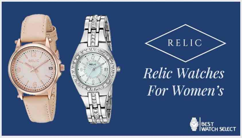 Relic by Fossil watches for Women's