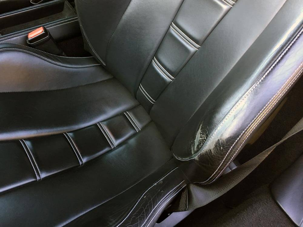 Leather Car Seat Repair In Los Angeles CA 90019 Best Way
