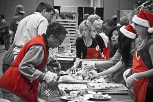 Salvation Army Christmas Photo 12