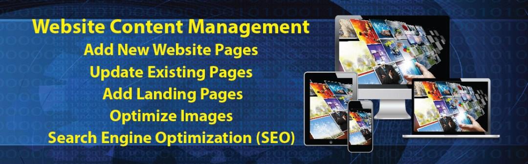 Wordpress Content Management