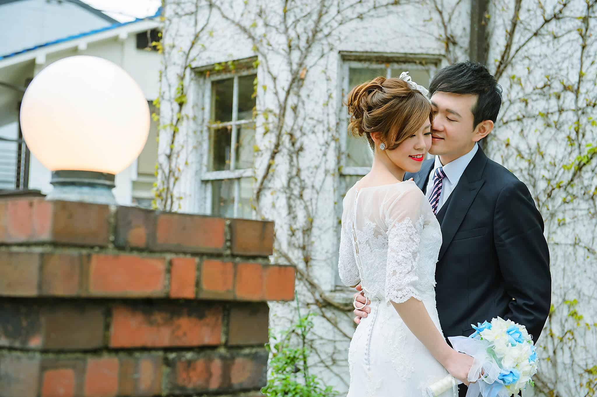 日本櫻花自助婚紗