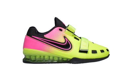 Nike Romaleos Weightlifting Shoe