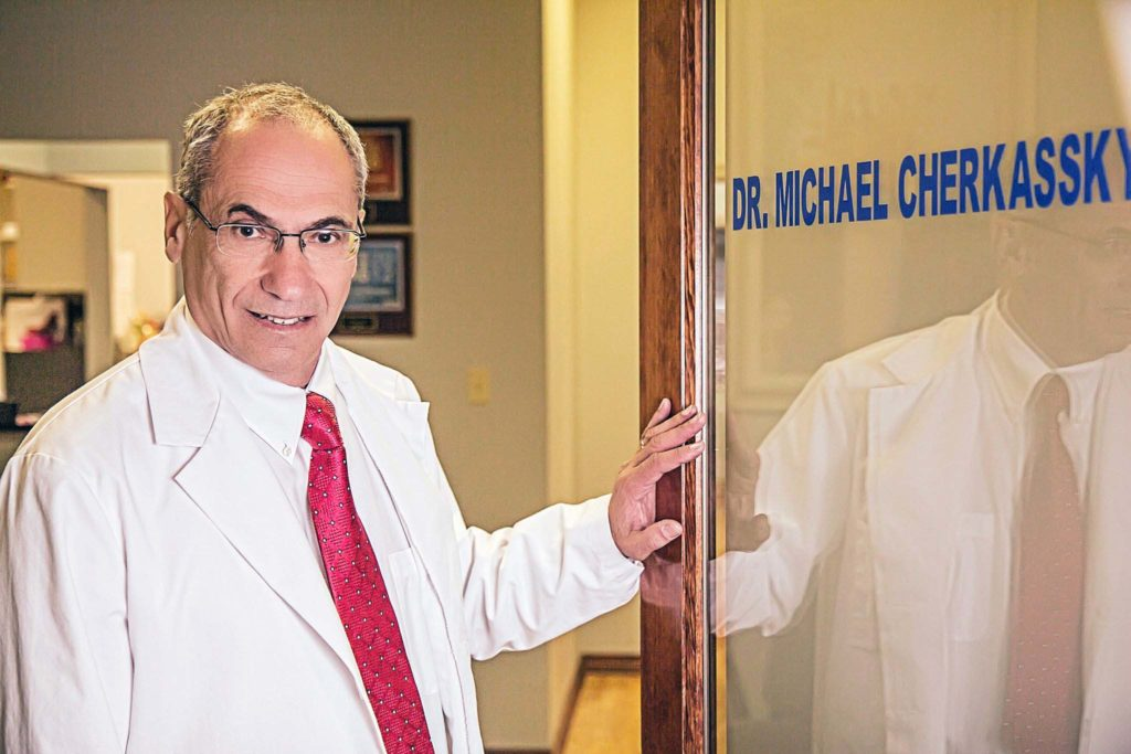 The Best Dallas weight loss specialist - Dr. Michael Cherkassky