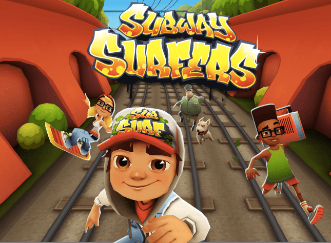 6. Subway Surfers for Windows 10 1