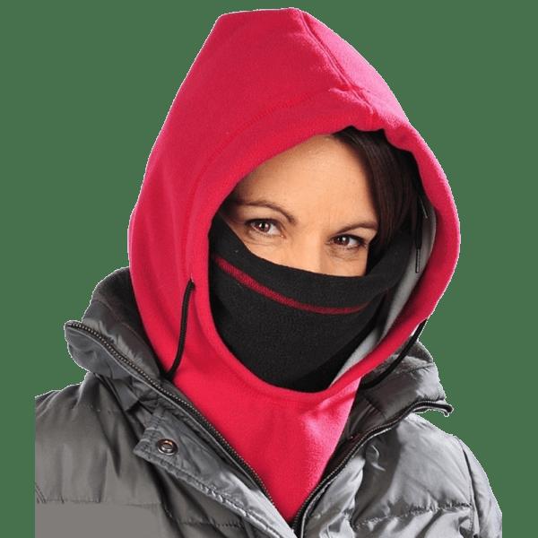 Best Winter Hat | Red / Black