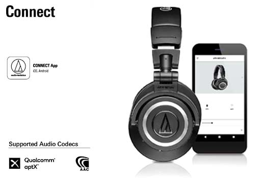 Audio-Technica Own Application-App