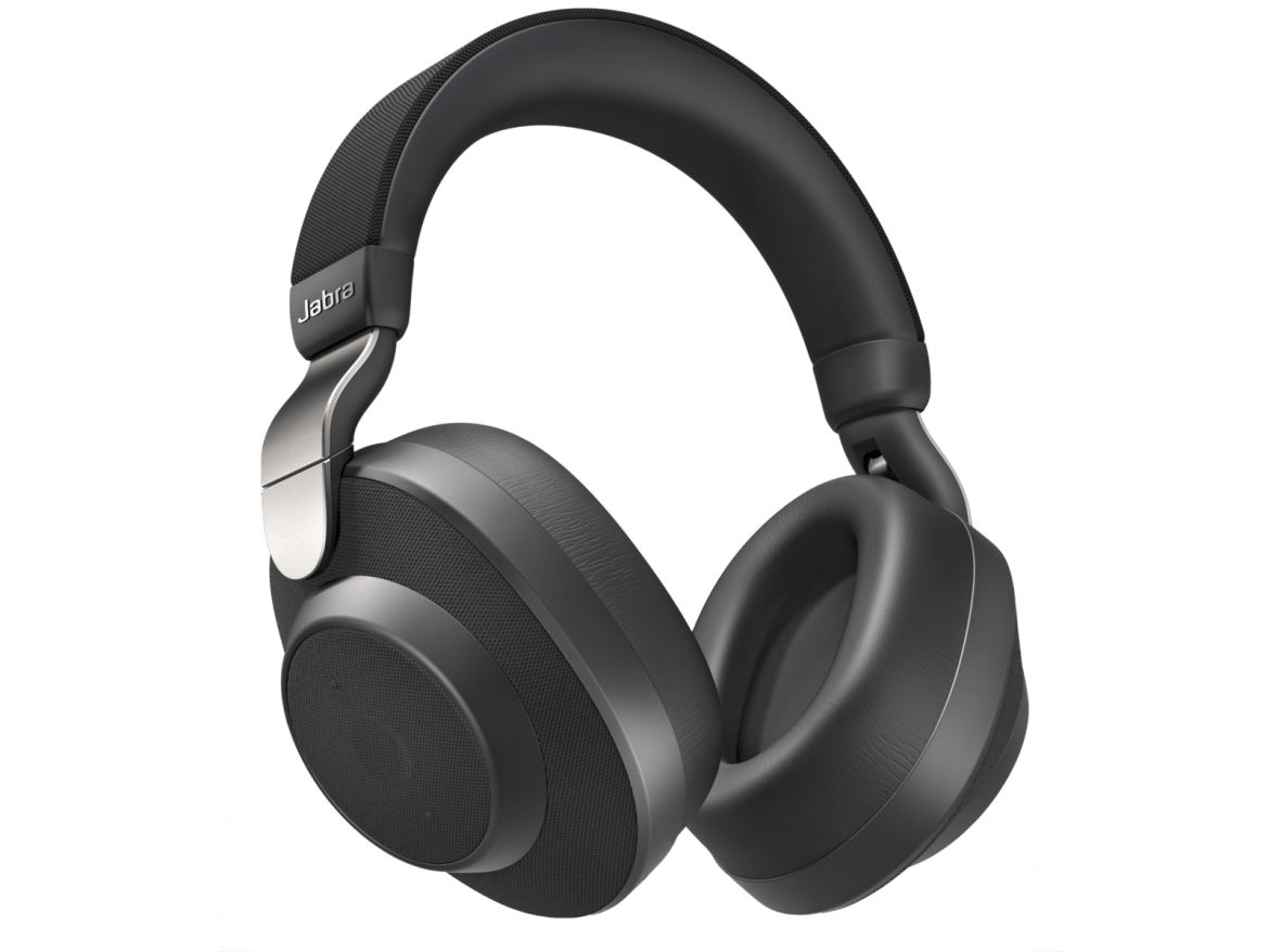 Jabra Elite 85h noise-canceling wireless headphones