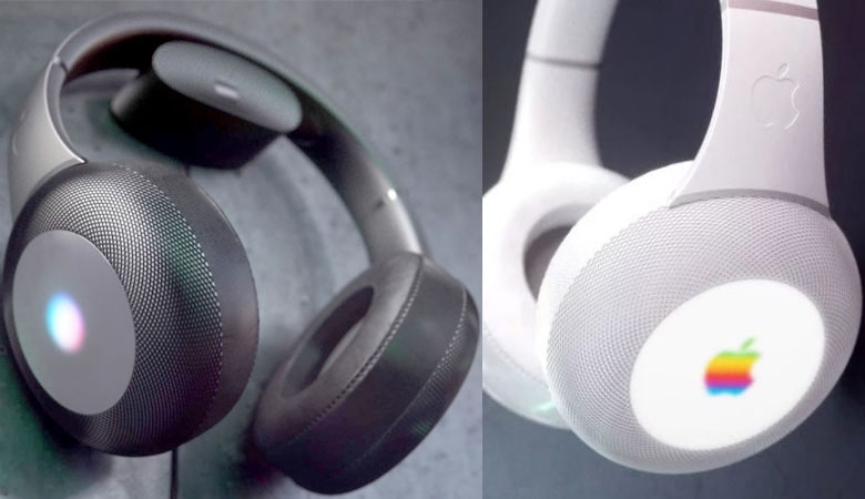 APPLE'S HIGH-END OVER-EAR HEADPHONES