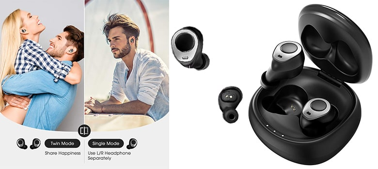 Mpow T3 True Wireless Earbuds