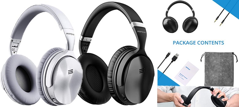 Mpow H5 Review 2019 Upgrade Anc Headphones In A Cheap Budget