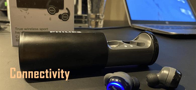 Philips ST702 True Wireless – Sports TWS headphones