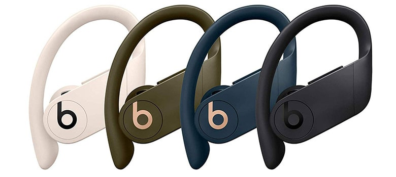 Powerbeats Pro Wireless Earphones - Apple H1 Headphone Chip