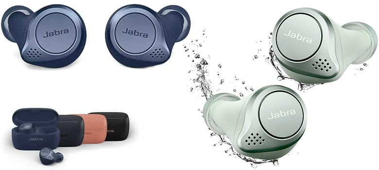 Jabra Elite 75t True Wireless Earbuds for Great Music & Calls