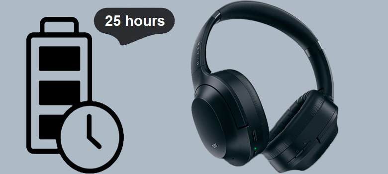 Razer Opus Noise Cancelling Wireless Headphones