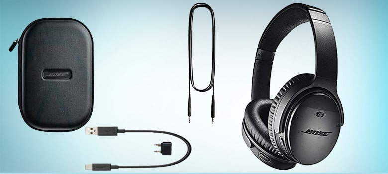 07. Bose QuietComfort 35 II Wireless Headphones