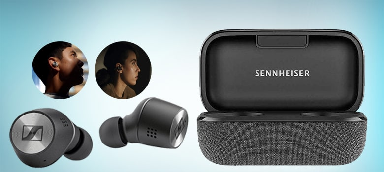 sennheiser momentum true wireless 2 earbuds best for Phone Calls