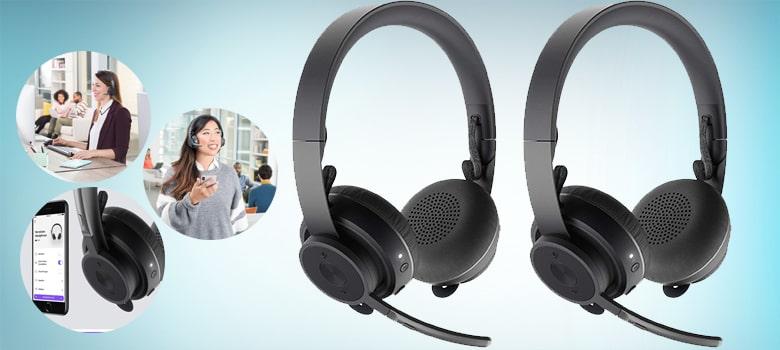 Logitech Zone Wireless Plus Bluetooth Headset
