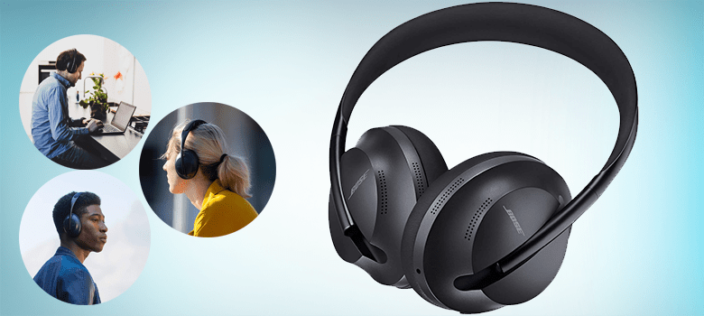 wireless headphone with mic for computer